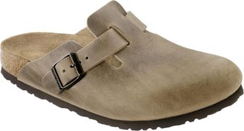 BIRKENSTOCK BOSTON TABACCO BROWN (BIRKENSTOCK SCHOEN)