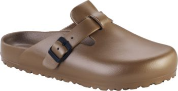 Birkenstock Boston Eva Metallic Copper