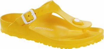 Birkenstock Gizeh Eva Scuba Yellow