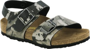 Birkenstock New York City Camo Gray