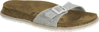 Birkenstock Madrid Beach Light Grey