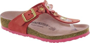Birkenstock Gizeh Tea Rose Flowers