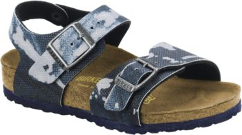 Birkenstock New York City Camo Blue