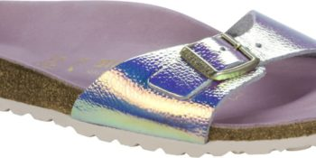 Birkenstock Madrid Ombre Pearls Silver Orchid