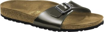 Birkenstock Madrid Metallic Anthracite
