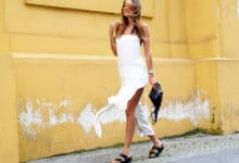 asos white maxidress arizona birkenstock sandals trends summer essentials 2015 fringes chictopia chicisimo pose stylight