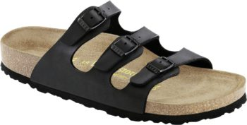 Birkenstock Florida Black Soft