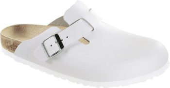 Birkenstock Boston White