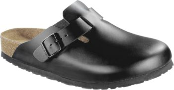 Birkenstock Boston Black Soft