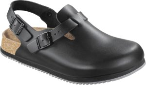 Birkenstock Tokio Black Super Grip