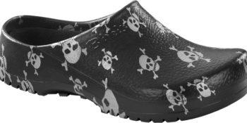 Super Birki Skull Black Birkenstock