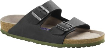 Birkenstock Arizona Desert Soil Black Soft