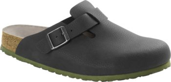 Birkenstock Boston Desert Soil Black