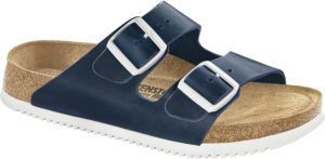 Birkenstock Arizona Blue Supergrip Soft