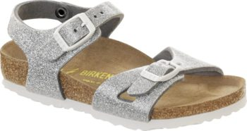 Birkenstock Rio Magic Galaxy Silver