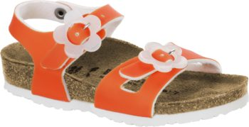 Birkenstock Rio Candy Orange