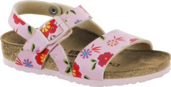 Birkenstock Isabella China Flowers Pink