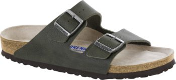 Birkenstock Arizona Desert Soil Green Soft