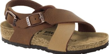 Birkenstock Guam Strap Spice Light Brown