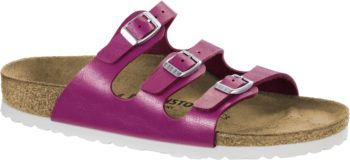 Birkenstock Florida Graceful Magenta Haze
