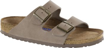 Birkenstock Arizona Steer Taupe Soft