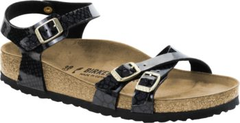 Birkenstock Kumba Magic Snake Black