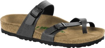 Birkenstock Mayari Pull Up Anthracite Vegan