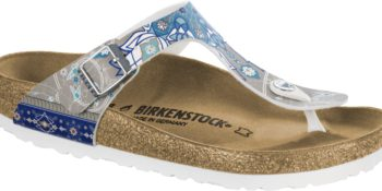 Birkenstock Gizeh Ancient Mosaic Taupe