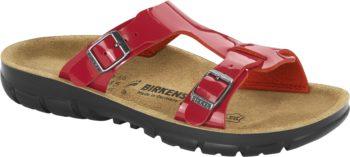 Birkenstock Sofia Tango Red Patent Soft