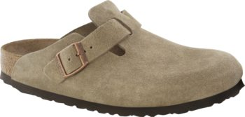 Birkenstock Boston Taupe Soft