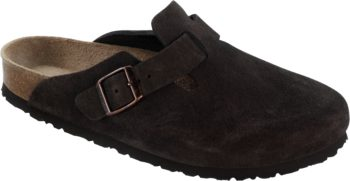 Birkenstock Boston Mocca Soft