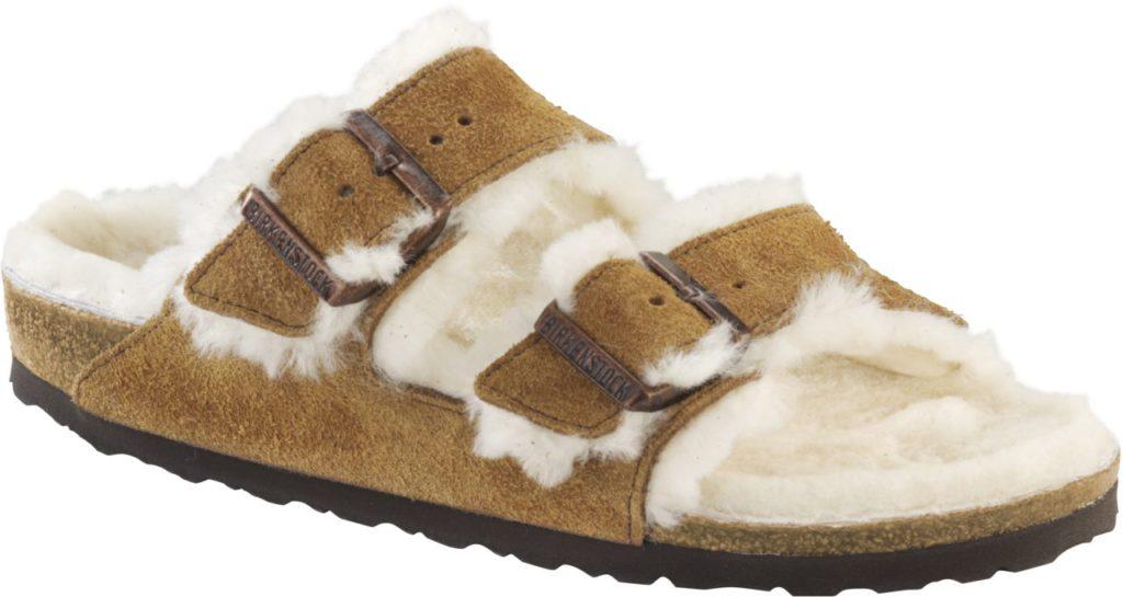 birkenstock fur arizona