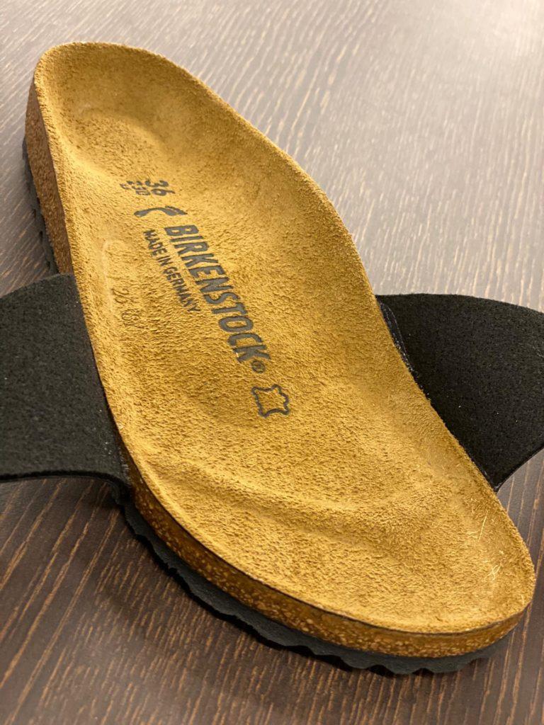 birkenstock voetbed