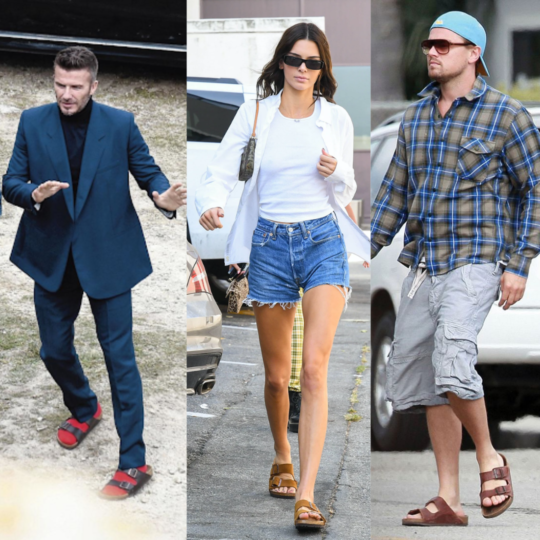 Birkenstocks in de kijker: celebrity approved edition (2020)