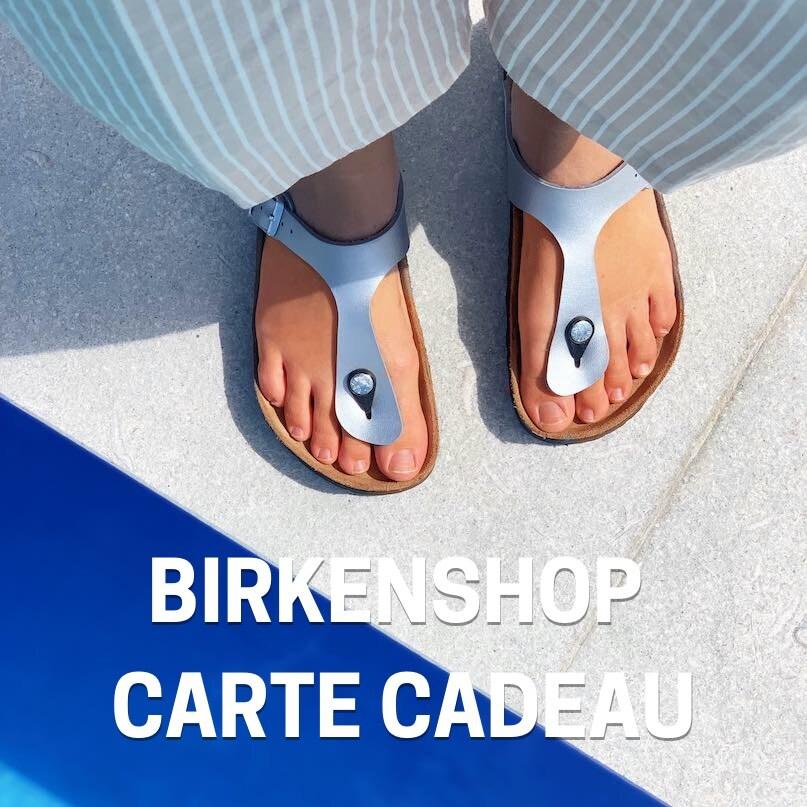 Birkenshop Carte cadeau