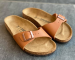 Birkenstock Madrid Ginger Brown